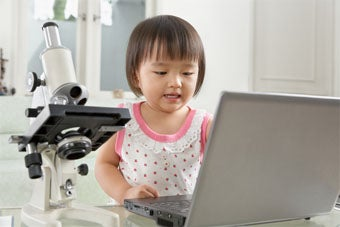 Illustration for article titled Daddy Issues: How Can I Keep My Daughter Loving Science?
