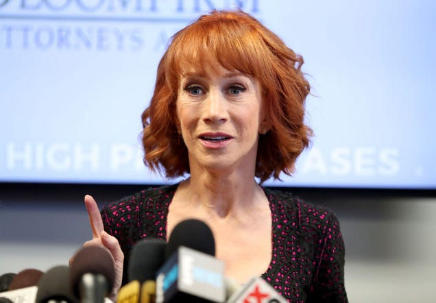 Kathy Griffin (Photo: Frederick M. Brown/Getty Images)