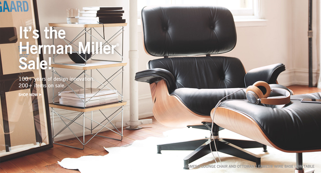 Black Friday Is One of Your Only Chances to Save On Herman Miller Furniture