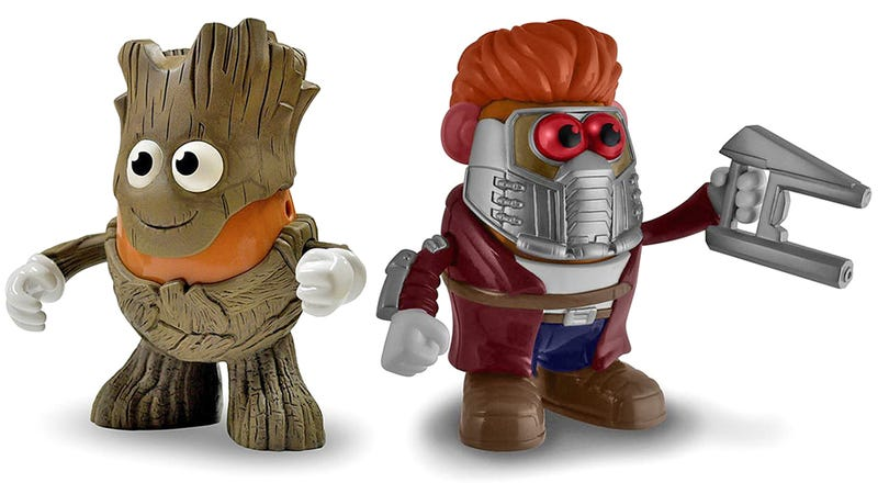 Illustration for article titled Groot Is Even More Adorable As a Mr. Potato Head
