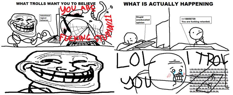 Trollface   Teh Meme Wiki   Fandom powered by Wikia