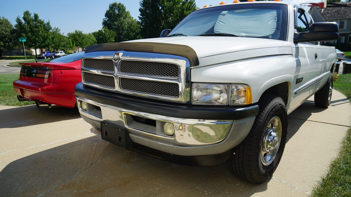 How To Make An Old Dodge Ram As Good As Its Cummins Diesel
