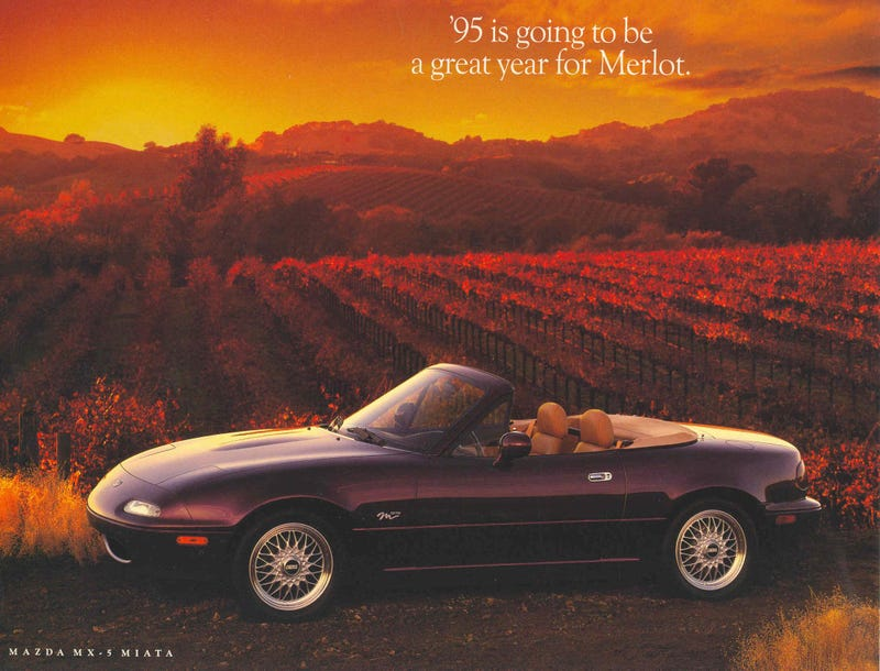 Illustration for article titled '95 was a good year for Merlot...