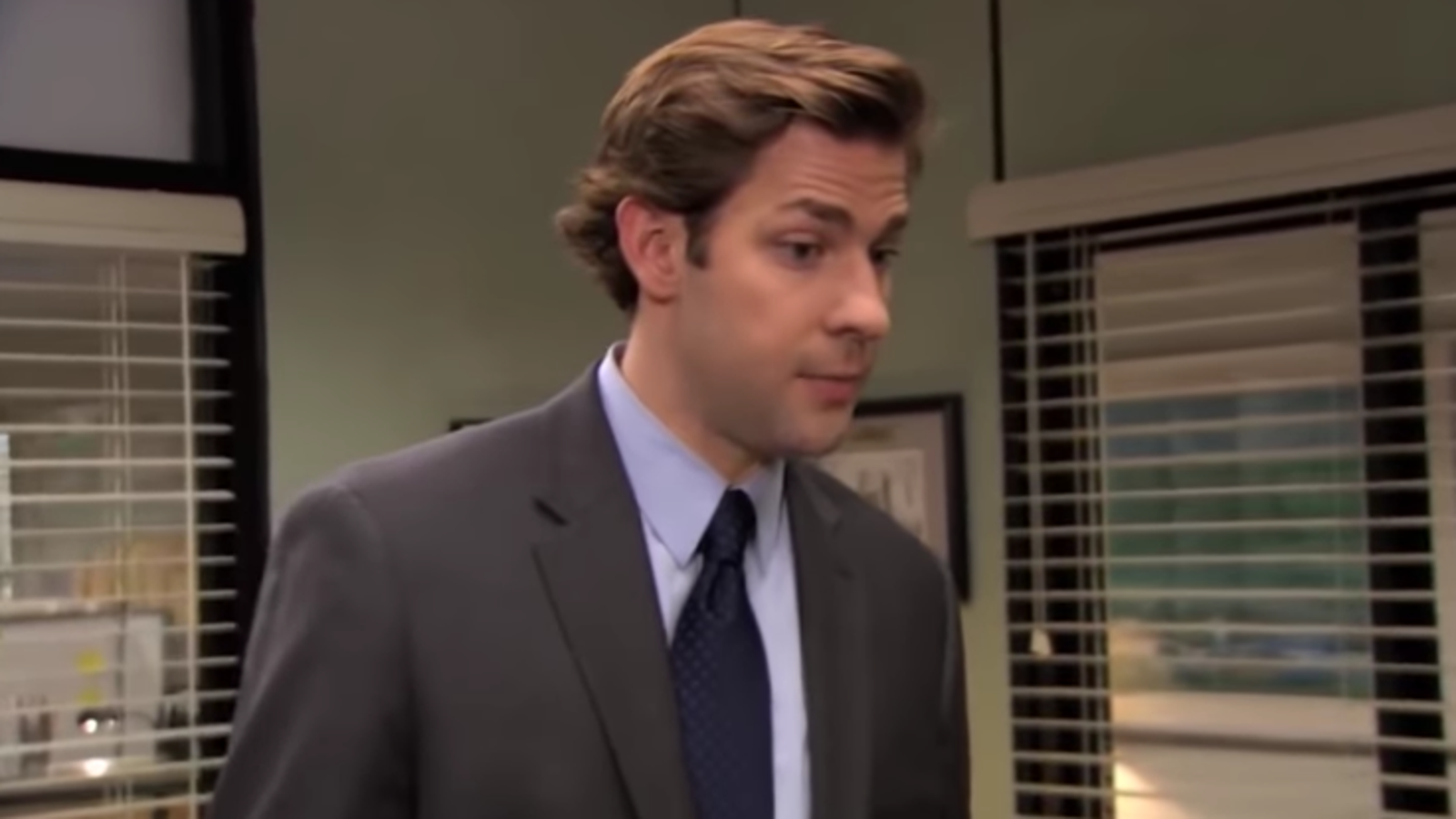 Let's trace the evolution of The Office's Jim Halpert via