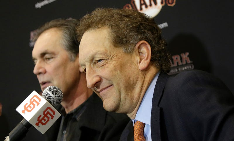 Illustration for article titled Six Questions And Five-ish Answers On Larry Baer And The Giants