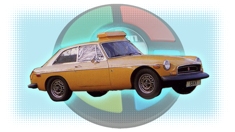 Illustration for article titled This Is The Only Car Ever That Required You To Play A Game Before Driving