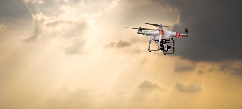 Illustration for article titled Illinois Police Won't Dare Call Its Drones 'Drones'