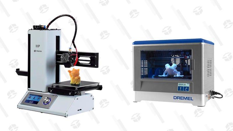 MP Select Mini 3D Printer | $180 | MonopriceDremel 3D Printer Gold Box | Amazon