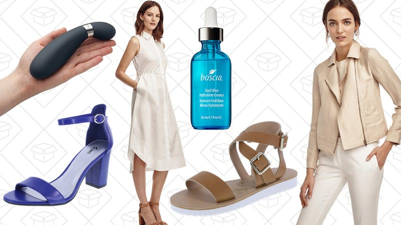 Illustration for article titled Today's Best Lifestyle Deals: JimmyJane Form 6 Bundle for $99, Ann Taylor, Payless, and More