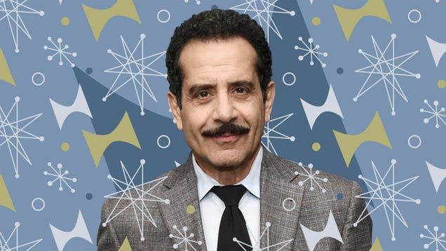 Tony Shalhoub on The Marvelous Mrs. Maisel and the fabled Psych/Monk crossover