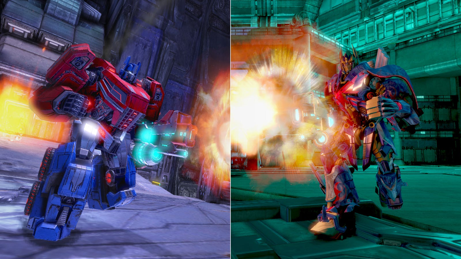 The Next Transformers Game Crosses Continuity Lines  I U0026 39 M