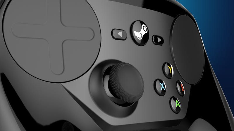 Illustration for article titled The Steam Controller Just Got A Great New Feature