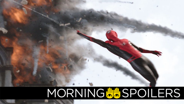 Spider-Man Will Be Woven Into Sony's Other Marvel Movies If the Studio Has Its Way