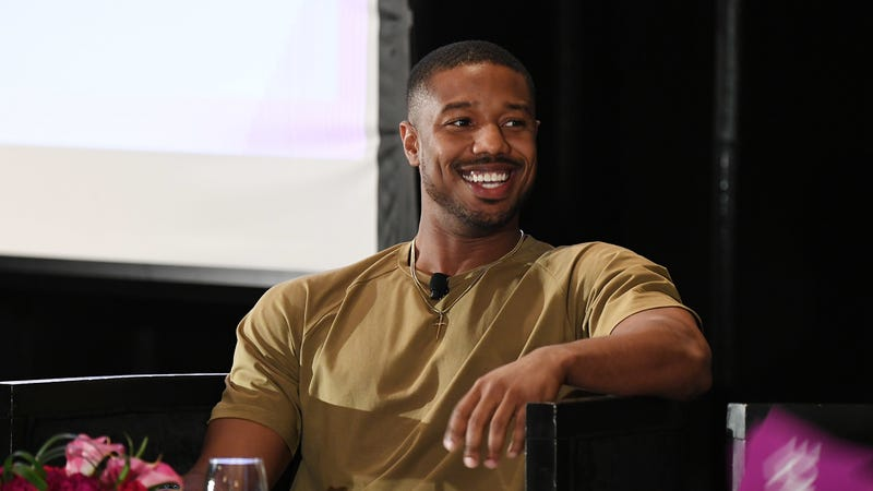 Illustration for article titled Michael B. Jordan is getting his own franchise of big-budget Tom Clancy movies