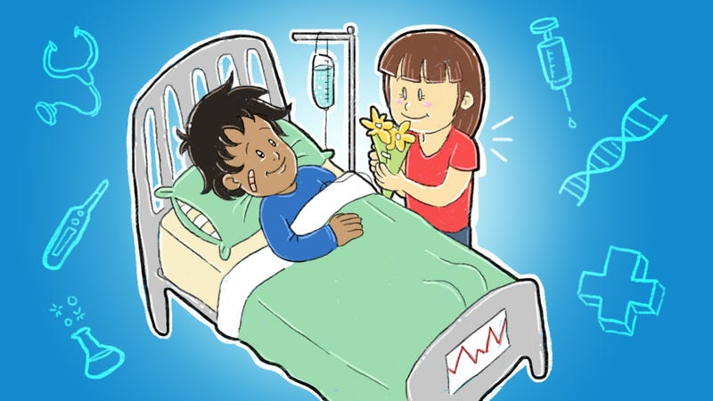 Illustration for article titled How to Make a Loved One's Time in the Hospital Easier for Everyone