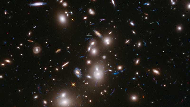 Illustration for article titled El Hubble capta la imagen más nítida y lejana del Universo