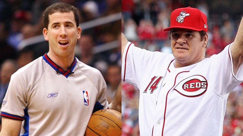 Illustration for article titled Pete Rose, Tim Donaghy Among Class Of 2015 Inductees For Sports Betting Hall Of Fame