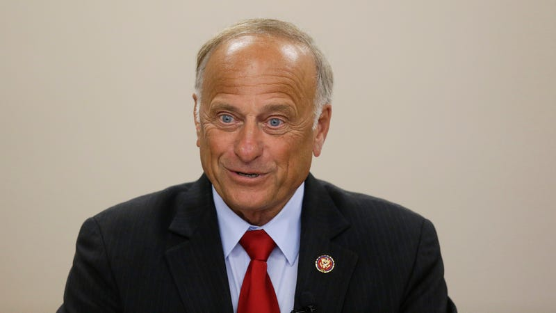 Illustration for article titled Rep. Steve King: 'I Smacked My Lips' After Drinking Water From Detention Center Toilet