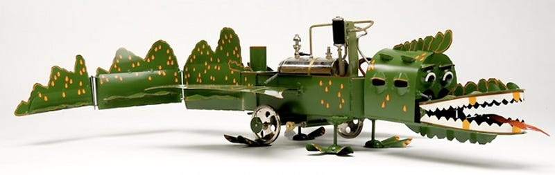 Illustration for article titled Steam-Powered Dragon Poised to Invade, Revolutionize Transport