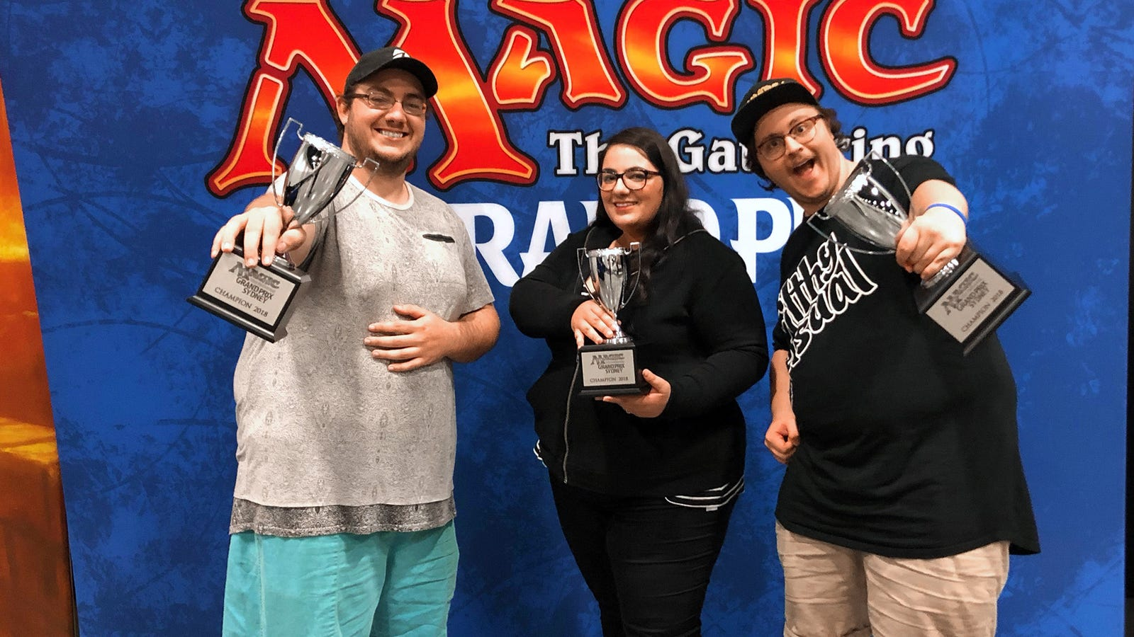 Jessica Estephan Becomes First Woman To Win A Magic: The Gathering Grand Prix