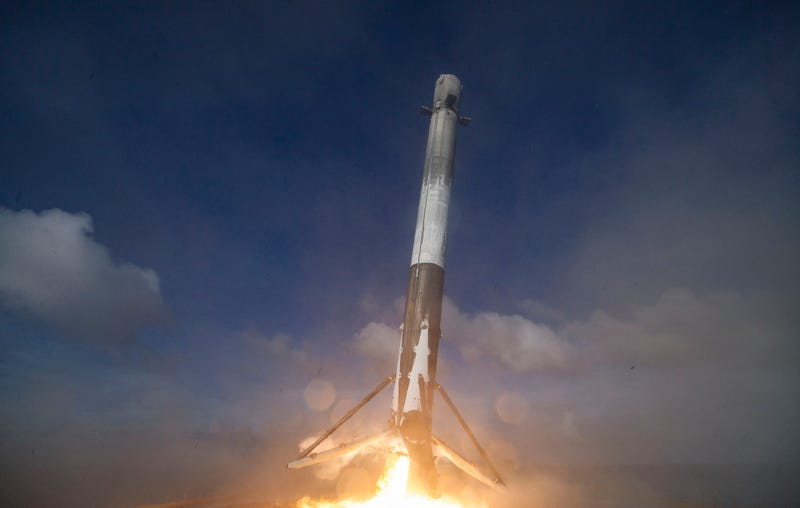Image: SpaceX/Flickr