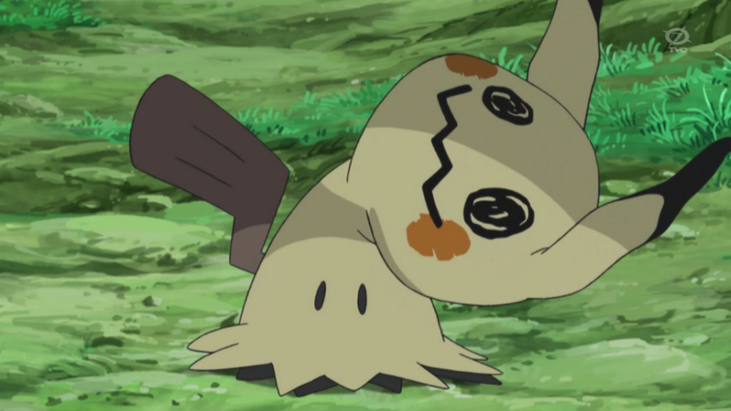 Mimikyu Is Terrifying In The Pokémon Sun and Moon Anime