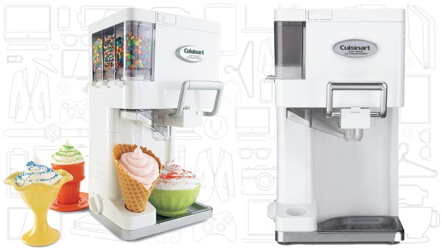 Cuisinart's Soft Serve Machine Actually Makes Soft Serve