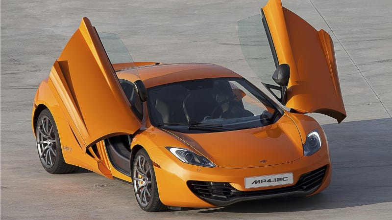 Illustration for article titled McLaren Might Be Making The $40K Hot Hatch Of Your Dreams (UPDATE: No)