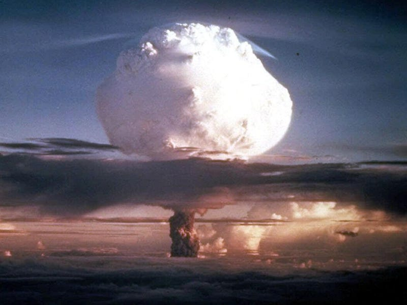 how important were nuclear weapons in The deployment of missiles in cuba would: (1) perhaps most important, increase soviet nuclear striking power, which lagged far behind that of the united states president kennedy calls a meeting of the national security council (nsc) to air john mccone's concerns that soviet missiles were in the process of being.