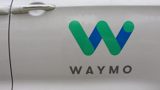 One of Waymo s Autonomous Taxis Got Stumped by Traffic Cones and Fled Its Fleshy Overlords