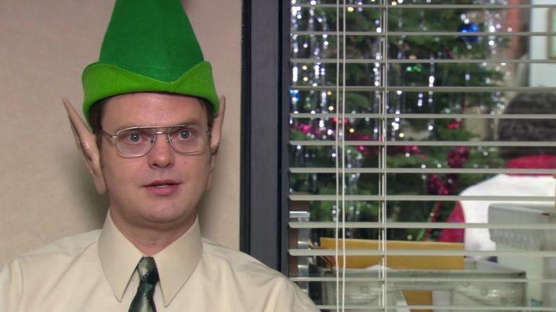 Screenshot: The Office/NBC