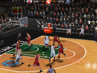Illustration for article titled NBA 2K12 Debuts on iPhone Next Week
