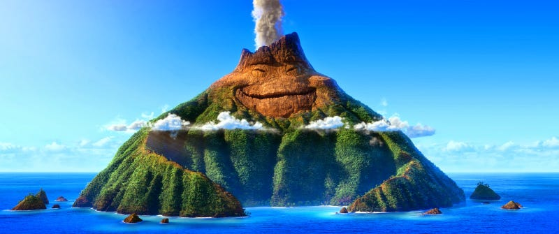 Illustration for article titled Watch A Clip From Pixar's Upcoming Short Lava