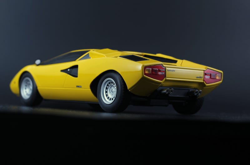 Illustration for article titled The Original Insane Lamborghini