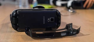 Illustration for article titled Gear VR: la realidad virtual móvil se ve a través de un Galaxy Note 4