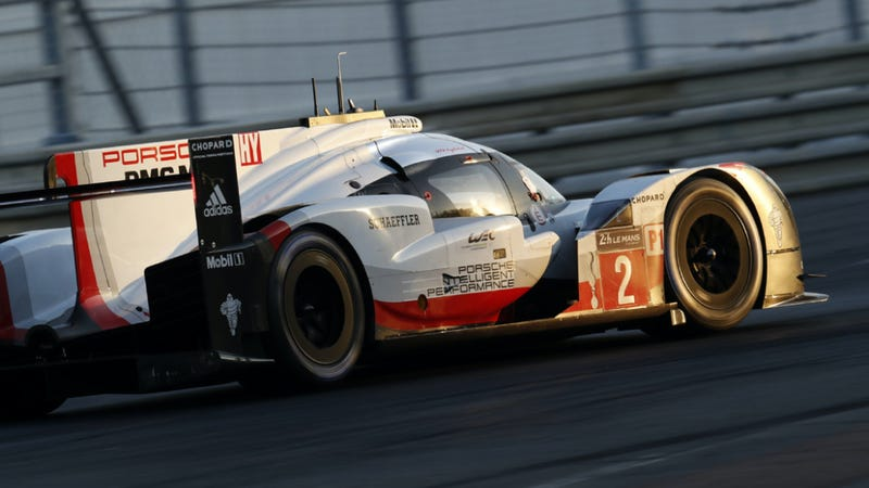 Porsche Quits LMP1 to Compete in Forumla E