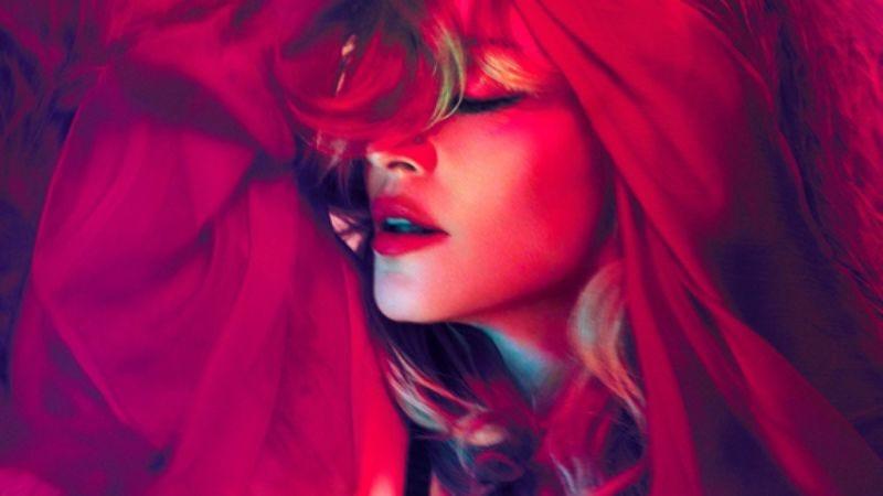 Illustration for article titled Madonna: MDNA