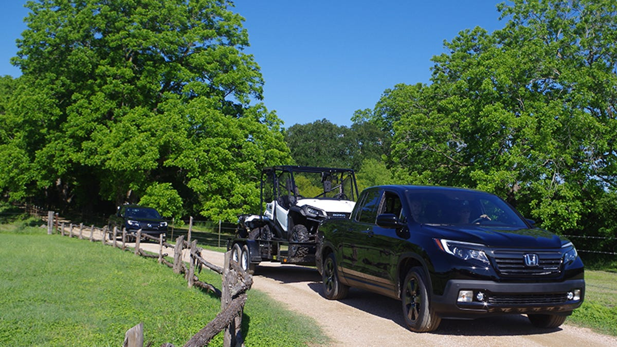 The 2017 Honda Ridgeline Is Solid, But A Little Too Much Accord For