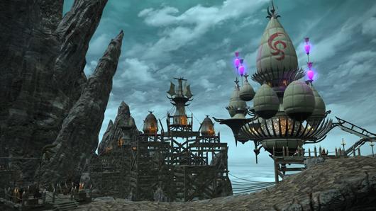 MMORPG] Final Fantasy 14: Heavensward Patch 3 4-Soul Surrender Overview