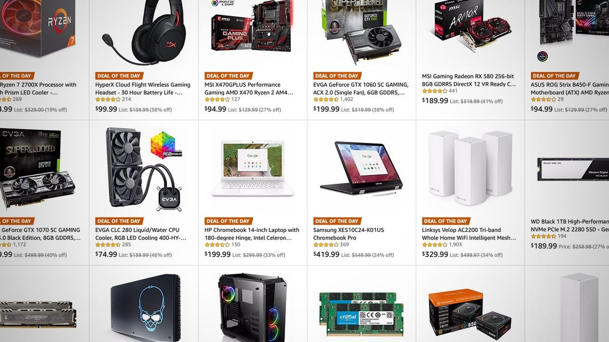 The Best Cyber Monday Gaming & Media Deals 2018 [Updating]