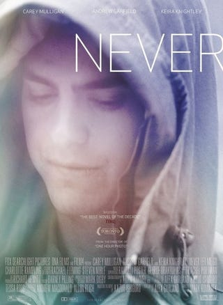 Illustration for article titled Never Let Me Go Poster Gallery