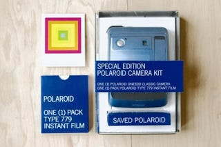 Illustration for article titled Last Original Polaroid Instant Film to Be Sold at Urban Outfitters