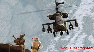 Illustration for article titled Electronic Arts Buckles Under Pressure, Removes Playable Taliban from Medal of Honor