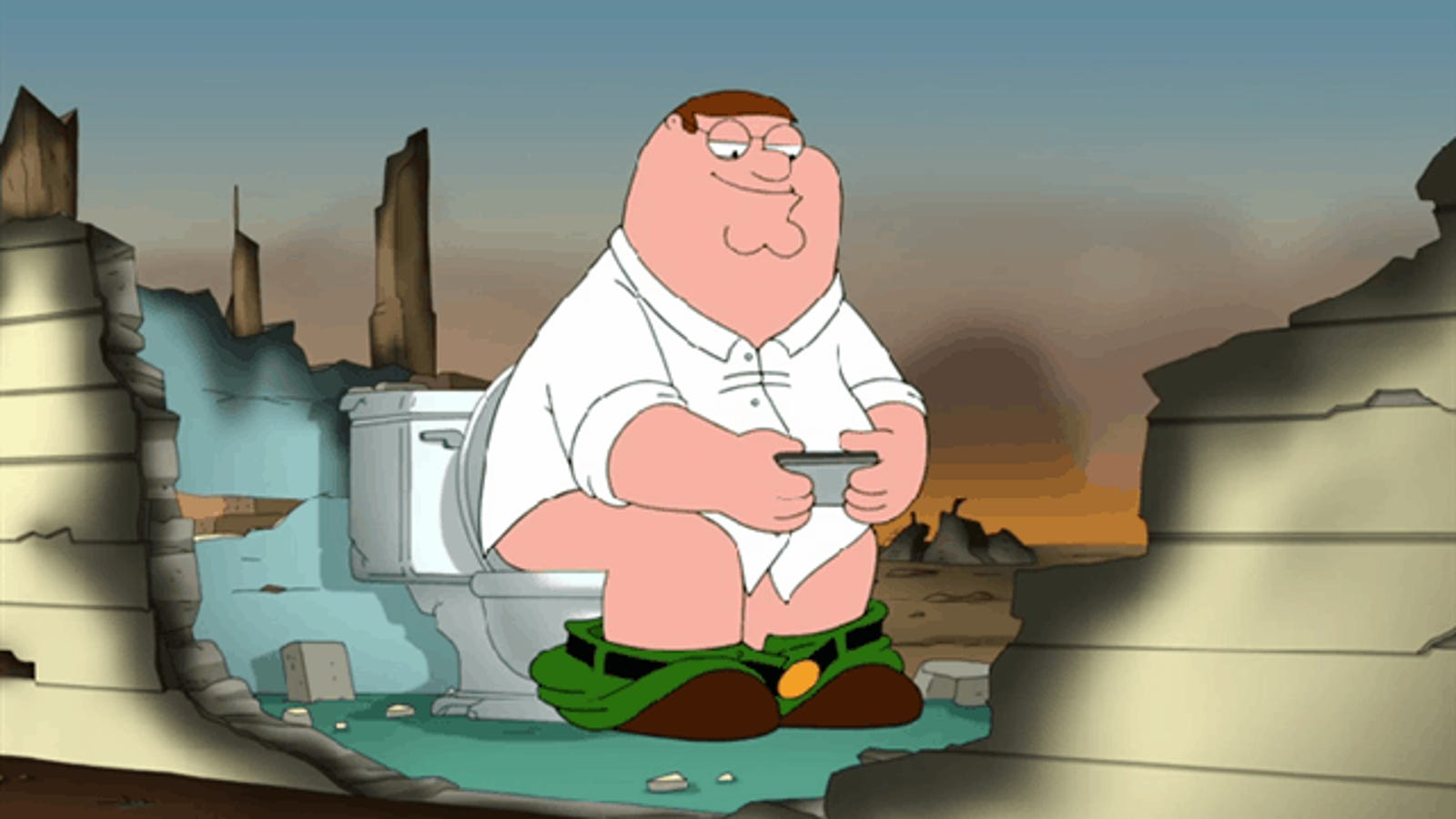 Fox Go Bananas After Family Guy Game Gets Released Early-2092