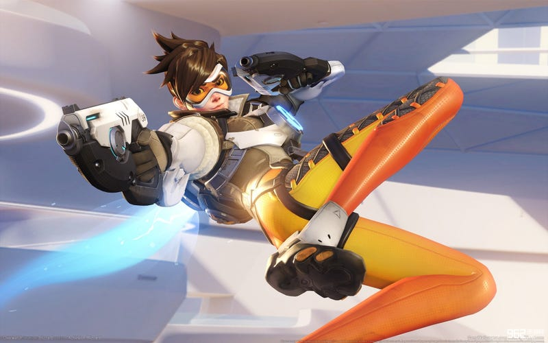 Illustration for article titled Overwatch Player Goes From Hero To Zero In Seconds