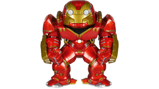 Illustration for article titled The Funko Hulkbuster Figure Is Appropriately Plus Sized And Cute