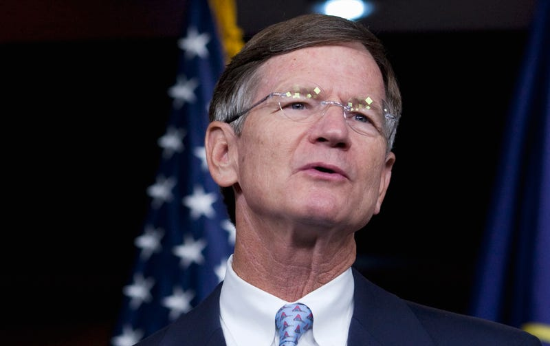 Lamar Smith, a Republican Congressman from Texas and Chairman of the House Science Committee. Image: AP