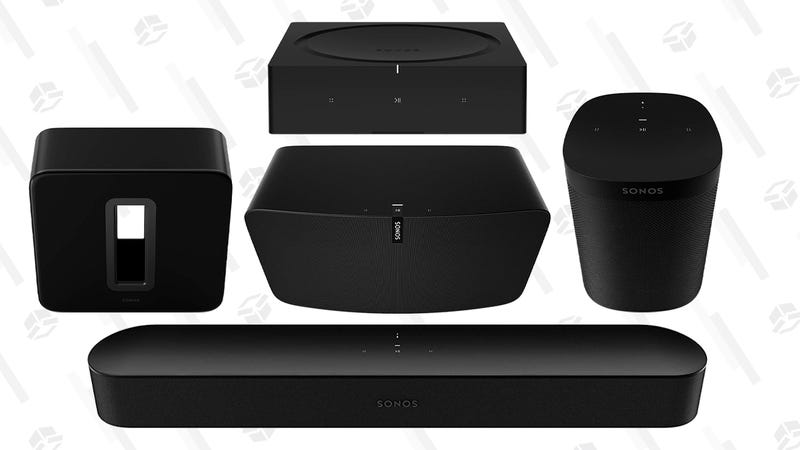 20% off Sonos Speakers | eBay