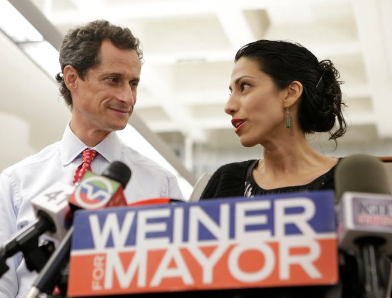 Anthony weiner fucked his mother