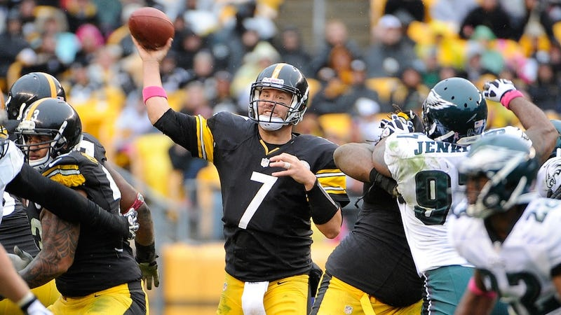 Illustration for article titled Ben Roethlisberger Was Just Awarded A Touchdown, So You Might Want To Check Your Fantasy League